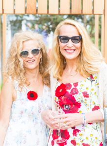 TheCloudyBayGardenRHSChelseaFlowerShow2016 Suzanne Wyman Jerry Hall3083 Piers Cunliffe PhotographyMay 23 2016 220x300